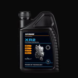 "XR2 · <br><span class=""product-subtitle"">Синтетичне моторне мастило для 2-х тактних двигунів</span>"