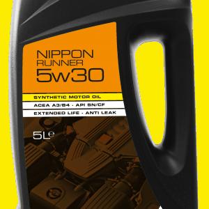 NIPPON Runner 5W30