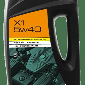 X1 5W40