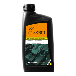X1 0W30 Ester Hybrid