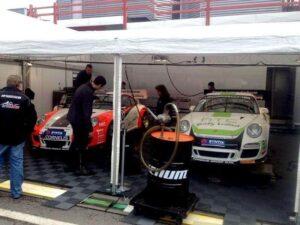 Турнір Porsche GT3 Benelux